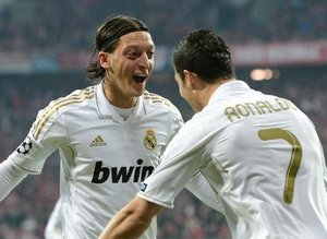 Mesut Özil'den Ronaldo itirafı!