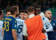 İtalya'da bir ırkçılık skandalı daha! Balotelli çıldırdı