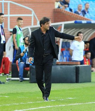 Ünal Karaman Trabzonspor'da iz bırakıyor