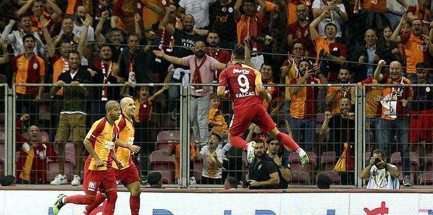 Galatasaray 1-0 Kasımpaşa MAÇ SONUCU