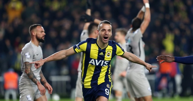Fenerbahçe'den ayrılan Soldado'nun yeni takımı belli oldu!