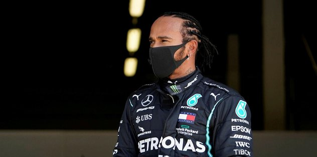 Büyük Britanya'da pole pozisyonu Lewis Hamilton'ın