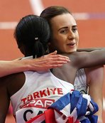 Yasemin Can 3000 metrede madalya kazandı