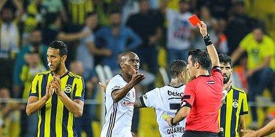 Süper Lig'in en hırçını Beşiktaş