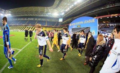 Fenerbahçe - BATE Borisov maçının fotoğrafları
