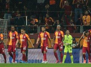 Galatasaray o istatistikte Devler Ligi'nin en iyisi!
