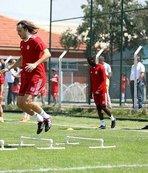 Sivasspor yeni sezon hazırlıklarını Bolu'da sürdürüyor