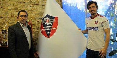 Karabükspor, Ergin Keleş ile resmi sözleşme imzaladı