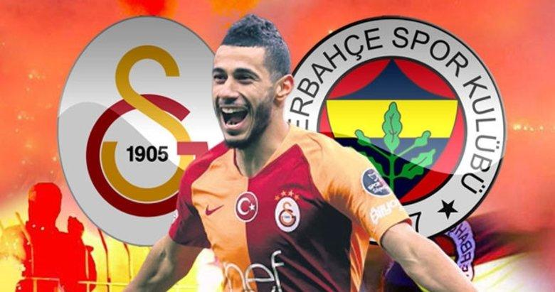 Belhanda'dan Fenerbahçe'ye transfer çalımı! Süper solak geliyor... Son dakika Galatasaray transfer haberleri
