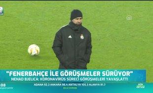 Bjelica Fenerbahçe ile görüştüğünü açıkladı