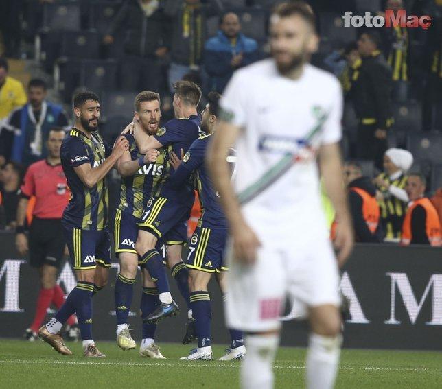 Spor yazarları Fenerbahçe - Denizlispor maçını değerlendirdi