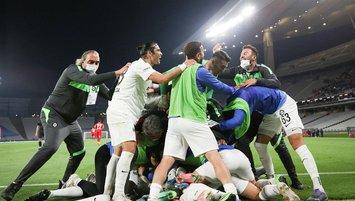 Süper Lig'e son bilet Altay'ın!