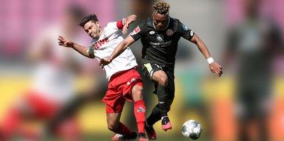 Köln 2-2 Mainz | MAÇ SONU