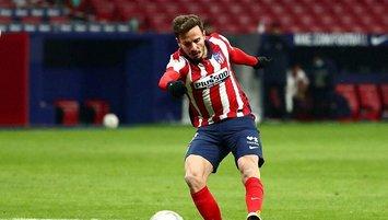 Chelsea transfer dönemini Saul Niguez'i alarak kapattı