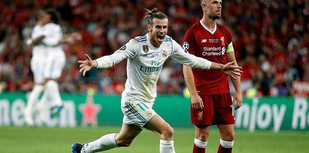 Real Madrid 3-1 Liverpool   Real Madrid Avrupa'nın en büyüğü