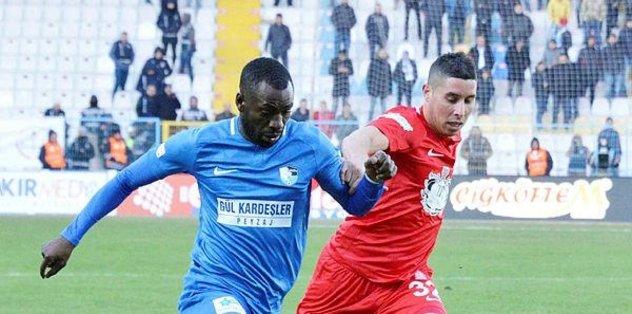 BB Erzurumspor kafilesi İstanbul'a gitti