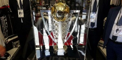 Ve kupa İzmir'de