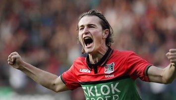 Ali Akman Nijmegen'deki kariyerine golle başladı
