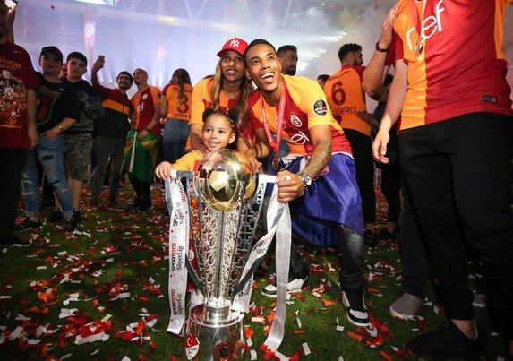 Galatasaraylı oyuncu Rodrigues'ten transfer itirafı!