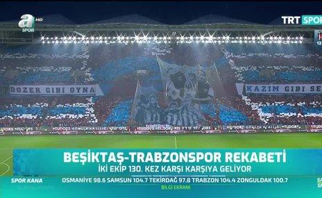 Beşiktaş-Trabzonspor rekabeti