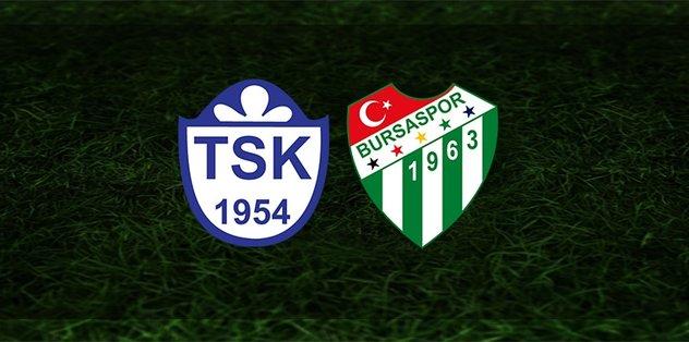 Tuzlaspor - Bursaspor maçı ne zaman saat kaçta ve hangi kanalda CANLI yayınlanacak? - Son dakika ...