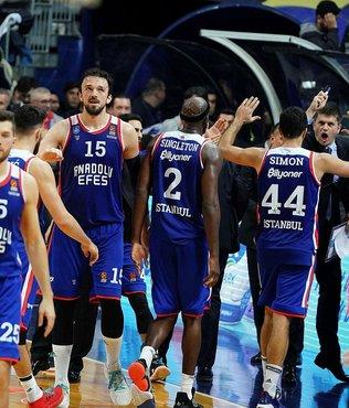 Euroleague lideri Anadolu Efes'ten iptal yorumu! ''Önce sağlık''