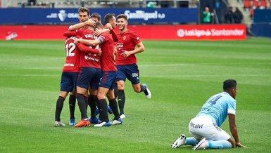 Osasuna 2-0 Celta Vigo | MAÇ SONUCU