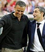 Athletic Bilbao'dan Barcelona'ya...