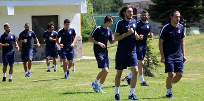 Antalyaspor'da yeni sezon hazırlıkları