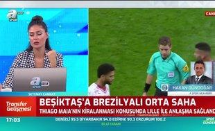 Beşiktaş'a Brezilyalı orta saha