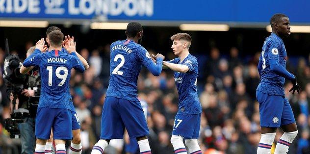 Chelsea'den flaş karar! Maaş indirimi uygulamasına gidilmeyecek - Futbol -