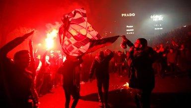 Taraftar tesisleri bastı! Marsilya - Rennes maçı ertelendi