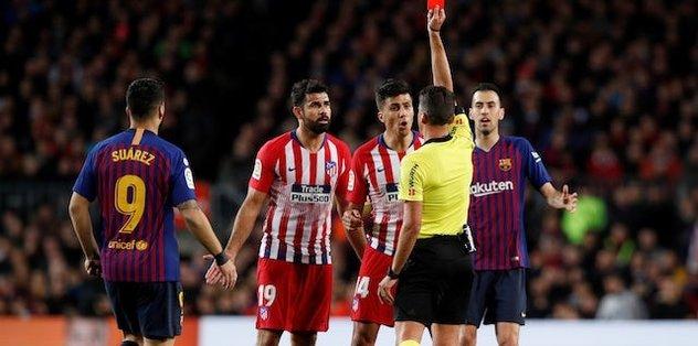Diego Costa'ya 8 maç ceza