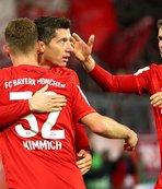 Almanya Kupası'nda Bayern Münih çeyrek finale yükseldi!