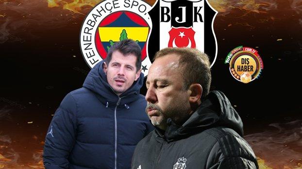 Fenerbahçe'den Beşiktaş'a yılın forvet çalımı! İşte anlaşma detayları... #
