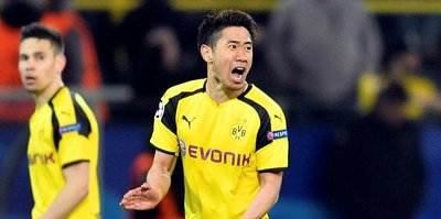 Kagawa 2020'ye kadar Dortmund'da