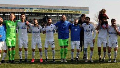 Karacabey Belediyespor şampiyonluk virajında