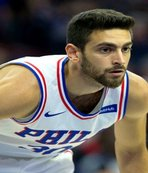 Furkan Korkmaz'lı Philadelphia 76ers, Nets'i devirdi