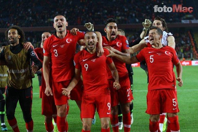 A Milli Takım'da 3 futbolcu antrenmana katılmadı