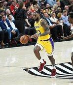 Portland Trail Blazrs 128-119 LA Lakers