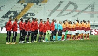Son dakika spor haberi: Galatasaray ve Beşiktaş 349. kez karşı karşıya!