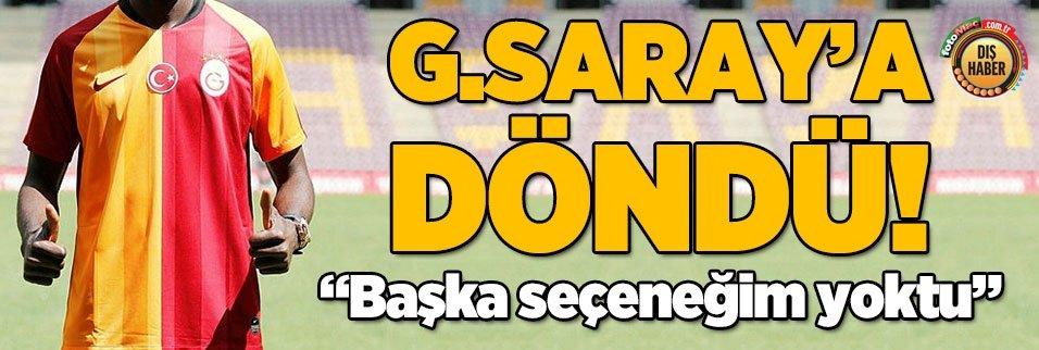 ozornwafor galatasaraya dondu baska secenegim yoktu 1598433779549 - Galatasaray'a transferde kötü haber! James Rodriguez'in yeni takımı...