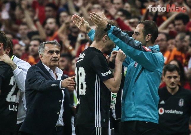 Beşiktaş'tan flaş Galatasaray protestosu! Tüm dünya bunu konuşacak