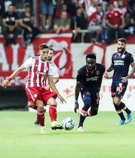 Olympiakos 2-0 Başakşehir | MAÇ SONUCU