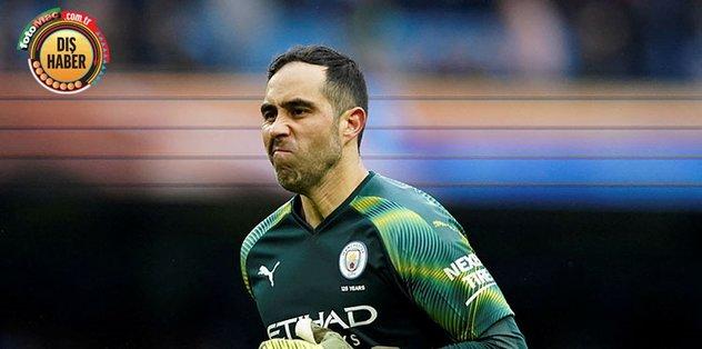 """Claudio Bravo suskunluğunu bozdu! """"Benimle ilgilenen kulüpler..."""" - Futbol -"""