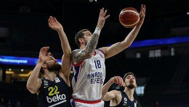 Anadolu Efes ve Fenerbahçe Beko EuroLeague'de o alanda da finalde!