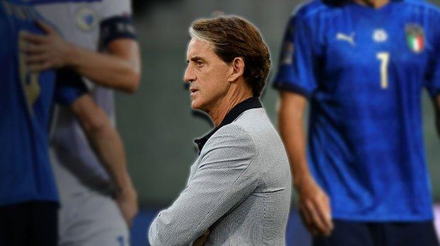 Son dakika spor haberi: EURO 2020'deki İtalya-Türkiye maçı öncesi Lorenzo Pellegrini sakatlandı!