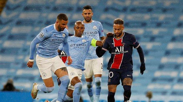 Manchester City 2-0 Paris Saint Germain | MAÇ SONUCU #