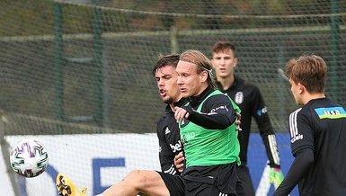 Beşiktaş'ta Denizlispor maçı hazırlıkları