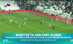 Galatasaray derbisi öncesi Beşiktaş'ta alarm!